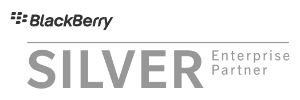 Silver BlackBerry Enterprise Partner